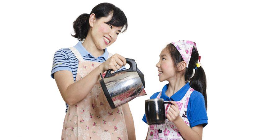 children-mealtimes