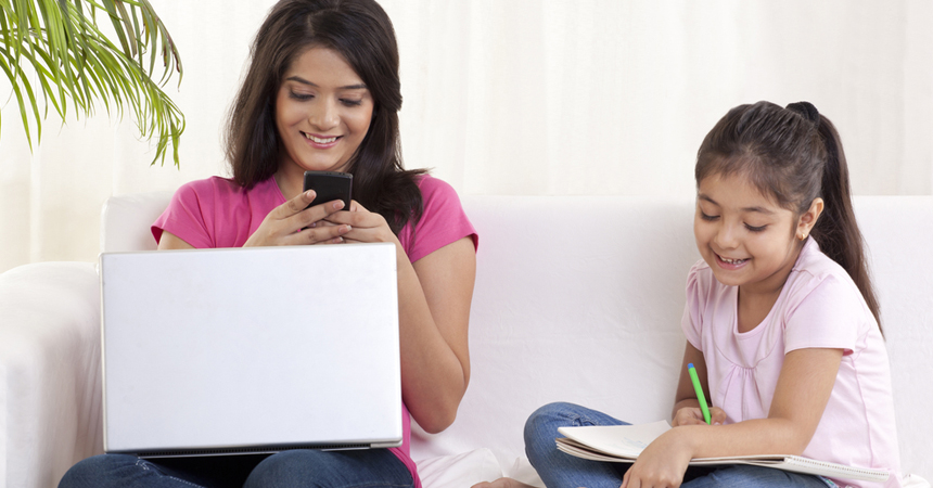 Mobile Parenting