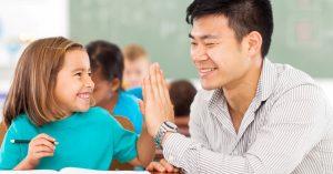 parent teacher meeting