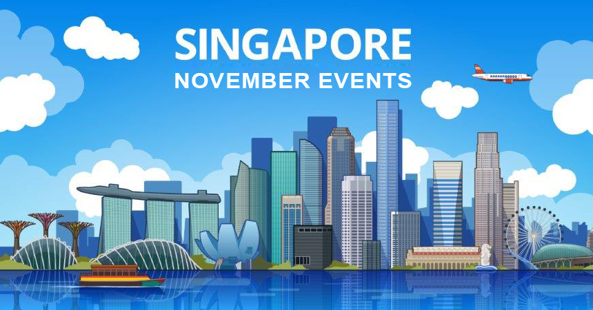 November Events in Singapore