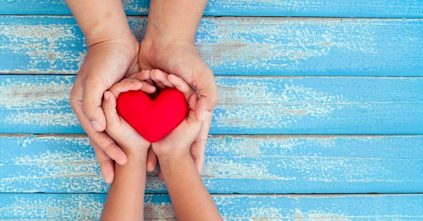 rebonding with children after divorce