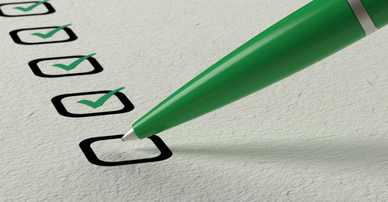 divorce checklist