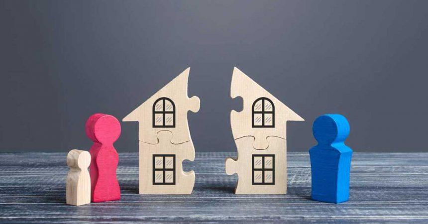 what happens during divorce-process