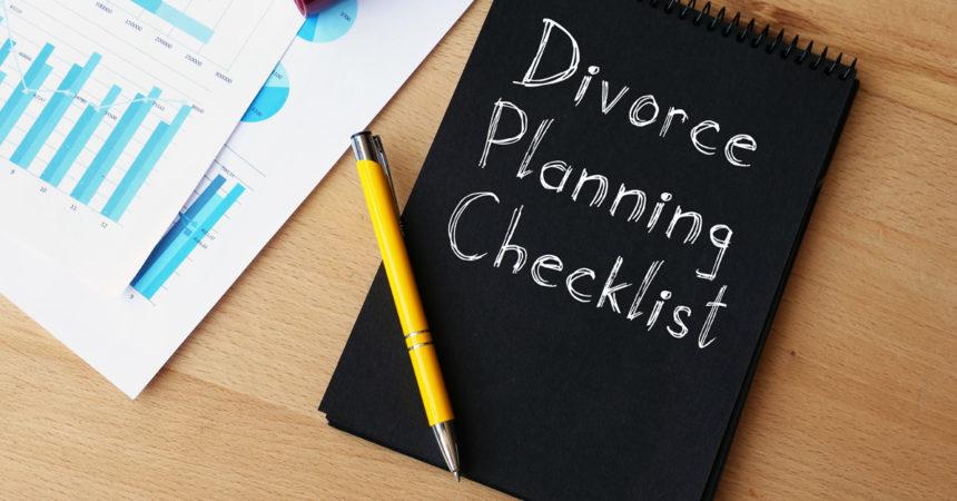 important divorce question